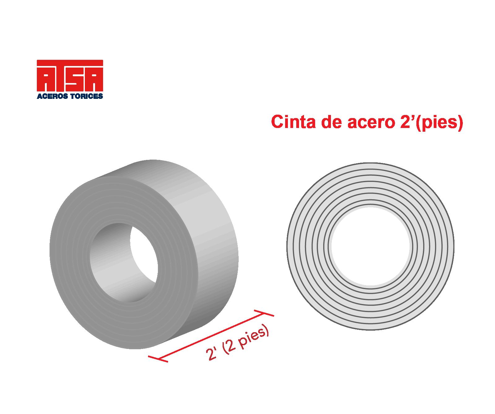 medidas-de-cinta-de-acero-2-pies-aceros-atsa