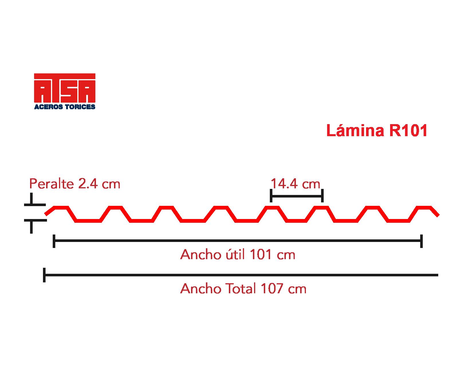 medidas-perfil-r101-lamina-de-aceros-atsa
