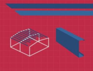 Funciones estructurales de los polines de acero